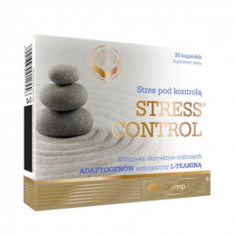 Suplement Prozdrowotny OLIMP Stress Control 30kaps