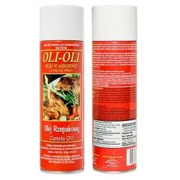 Oli-Oli olej rzepakowy do smażenia 453g