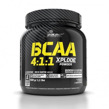 Aminokwasy OLIMP BCAA Xplode Powder 4:1:1 500g