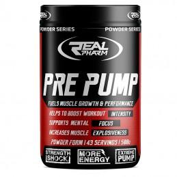 Real Pharm Pre Pump 180 tab.