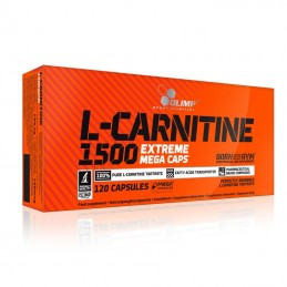 OLIMP L-Carnitine 1500 Extreme 120kaps