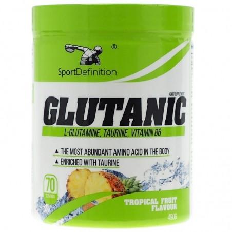 Aminokwasy SPORT DEFINITION Glutanic 490g