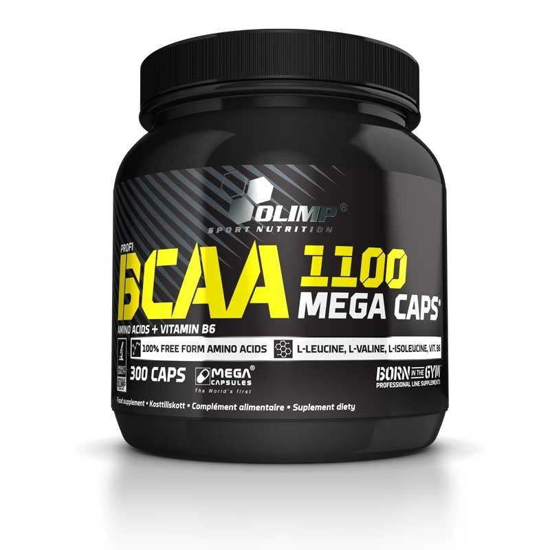OLIMP BCAA Mega Caps 300kaps