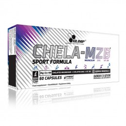 OLIMP Chela-MZB Sport Formula 60kaps
