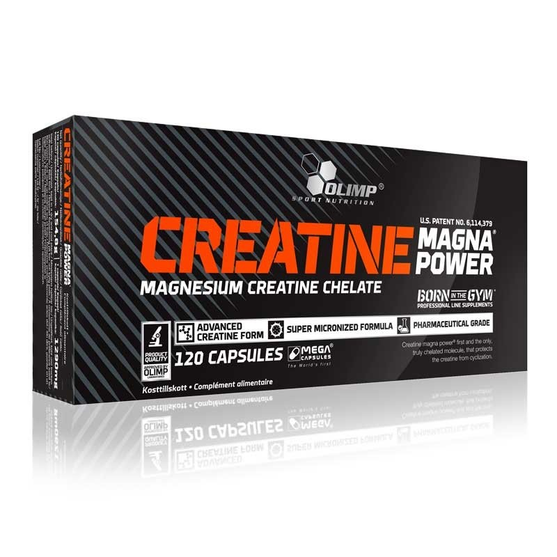 OLIMP Creatine Magna Power 120kaps