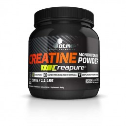 OLIMP Creatine Monohydrate Powder CREAPURE® 500g