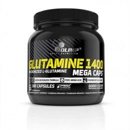 OLIMP Glutamine 1400 MEGA CAPS 300kaps