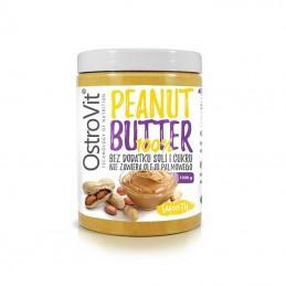 Masło orzechowe OSTROVIT Arachidowe 100% Smooth 1000g