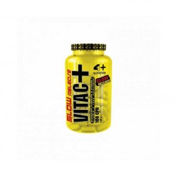 Witamina 4+ Nutrition Vita C+ Slow Release 100 tabl.
