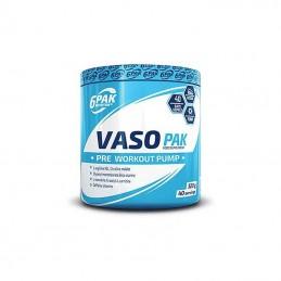 Suplement przedtreningowy 6PAK Nutrition Vaso Pak 320g