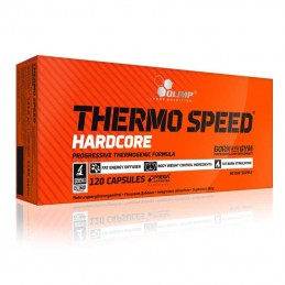 Spalacz tłuszczu OLIMP Thermo Speed Hardcore 120kaps
