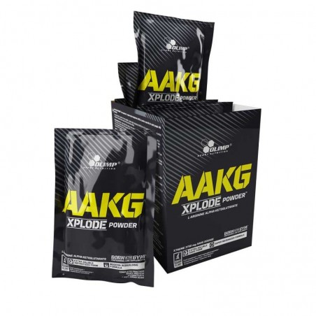 Suplement pompujący OLIMP AAKG Xplode Powder 150g