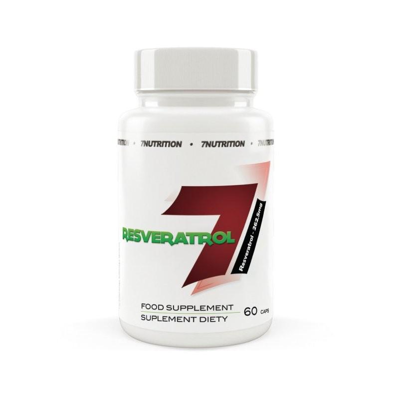 7Nutrition Resveratrol 60tabs