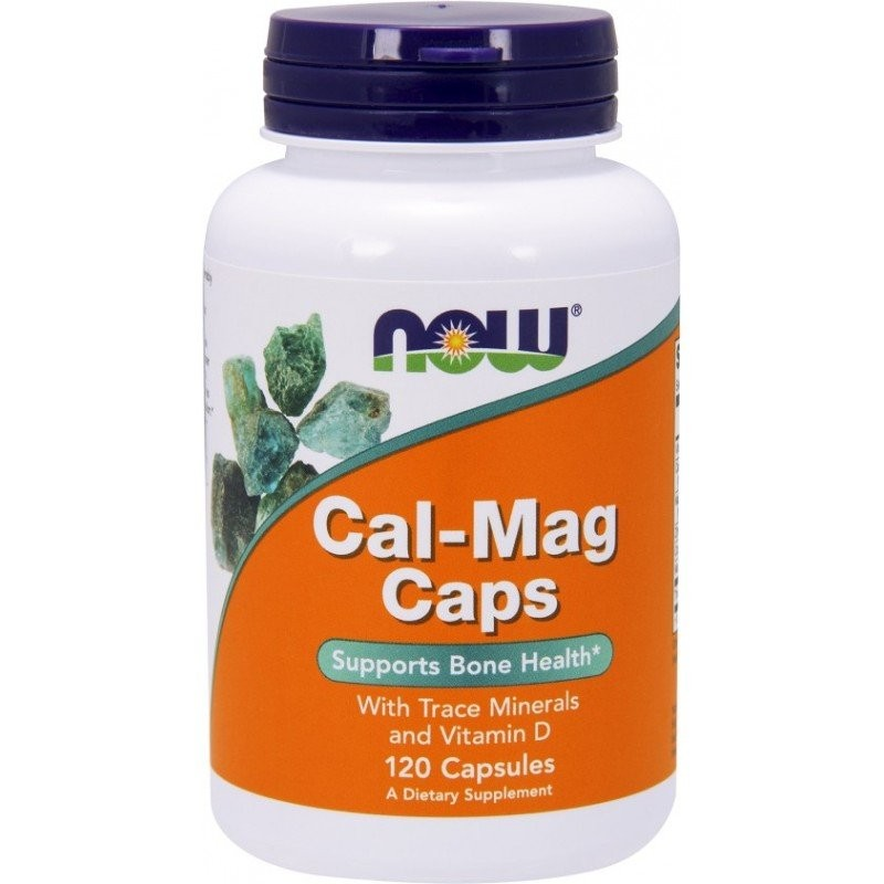 Now Foods CAL-MAG - 120 tab