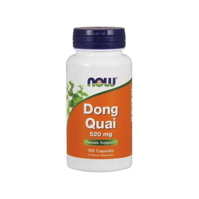 Now Foods DONG QUAI 520MG - 100 tab