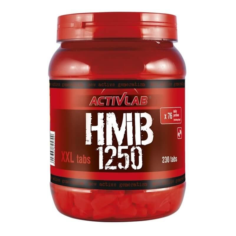 ACTIVLAB HMB 1250 230 tabs