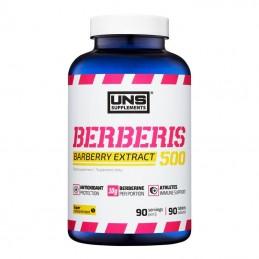 Suplementy prozdrowotne UNS Berberis 500 90tab