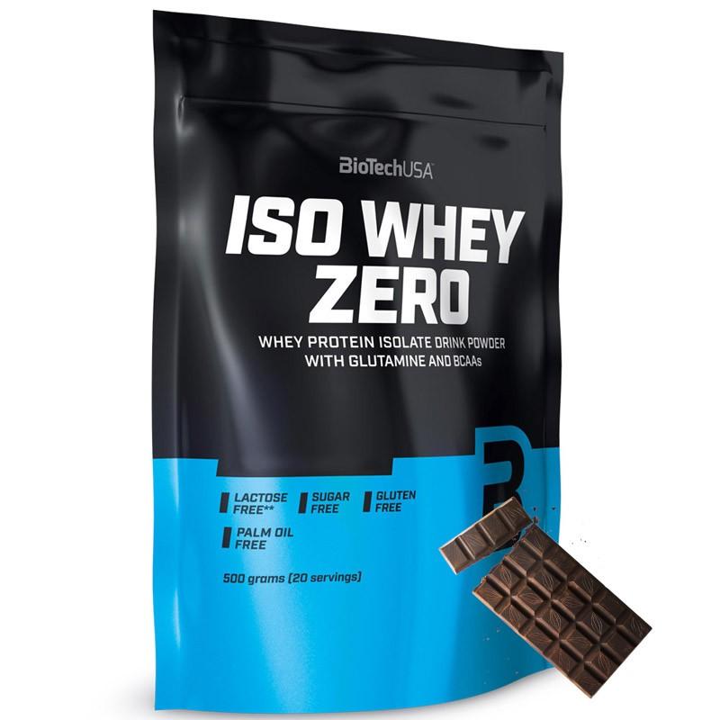 Odżywka białkowa Biotech USA Iso Whey Zero 500g