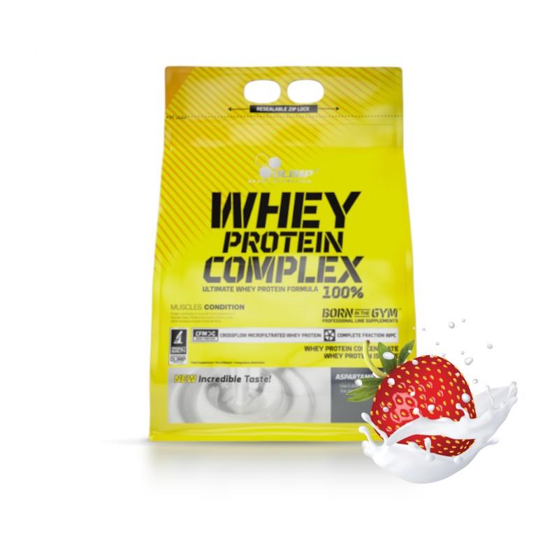 Odżywka białkowa OLIMP Whey Protein Complex 100% 2270g folia