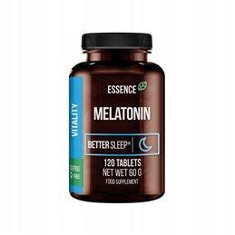 Suplement prozdrowotny Essence Melatonina 120 tab