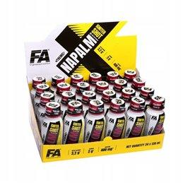 Shot przedtreningowy FA Xtreme Napalm Igniter 24 x120 ml