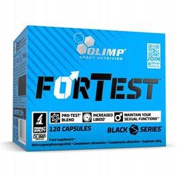 Booster testosteronu Olimp Sport Nutrition ForTest 120 kaps.