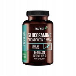 Regeneracja stawów Essence Glucosamine Chondroitin & MSM 90 tabl