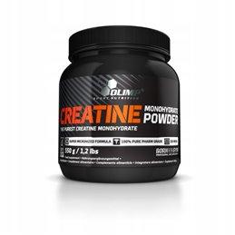 Kreatyna - Olimp Creatine Monohydrate Powder 550g