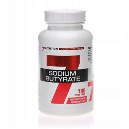 Wsparcie jelit 7Nutrition Sodium Butyrate 580 mg 100 vege caps