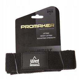 Promaker Paski do martwego ciągu Lifting Straps PM-04-1764