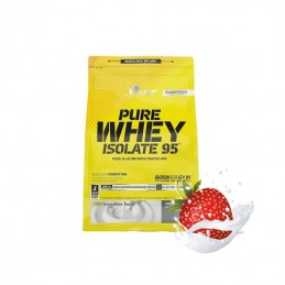 Odżywka białkowa OLIMP Pure Whey Isolate 95 1800g folia zip
