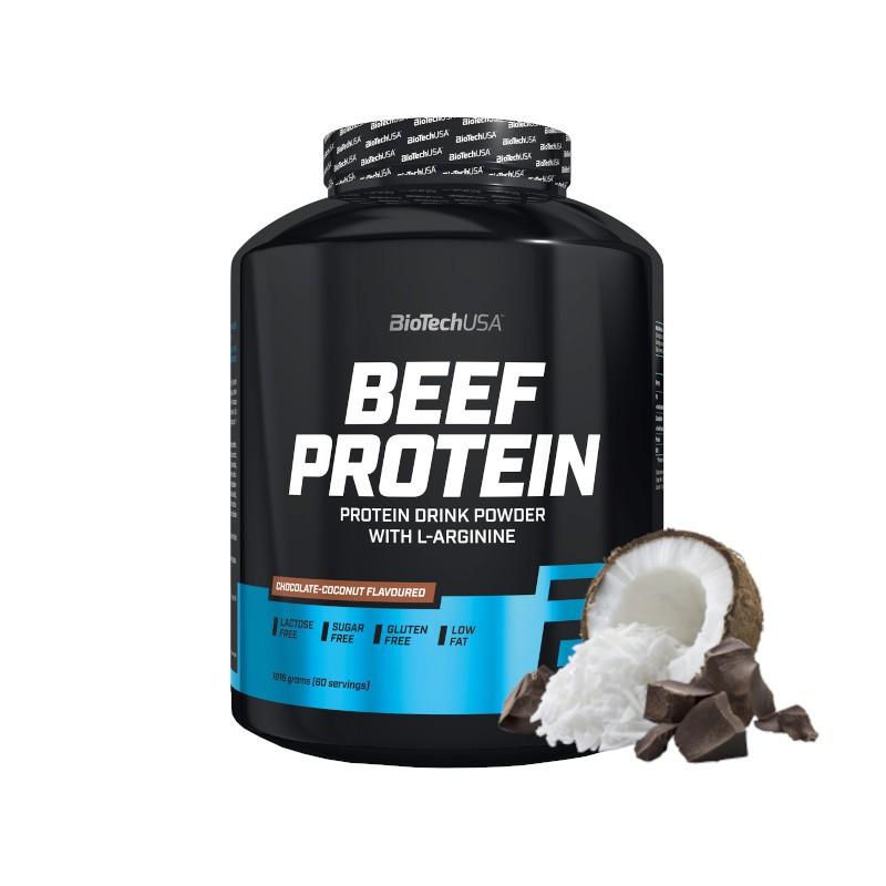 Odżywka białkowa BIOTECH  BEEF PROTEIN - 1816 g