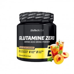 Aminokwasy BioTechUSA Glutamine Zero 300g