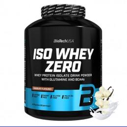 Odżywka białkowa BioTechUSA Iso Whey Zero 2270g