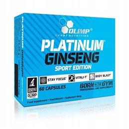 Suplement prozdrowotny OLIMP Platinum Ginseng Sport Edition 60 kaps