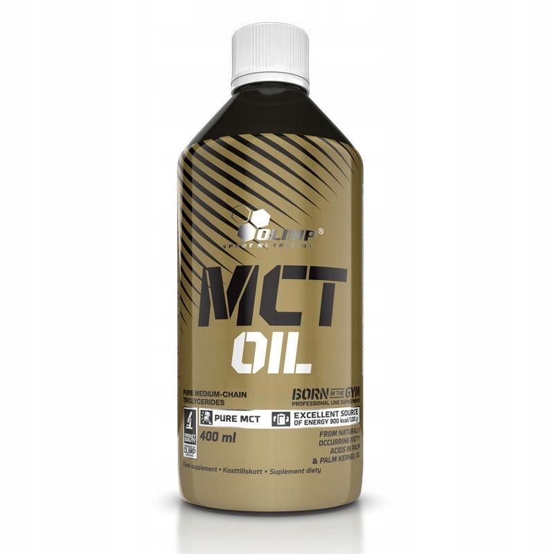 Kwasy tłuszczowe OLIMP Olej MCT 400ml
