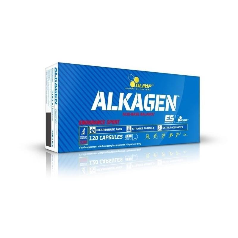 Suplement prozdrowotny OLIMP Alkagen 120 kaps