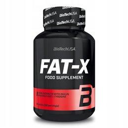 Spalacz tłuszczu BioTechUSA Fat-X 60 tab