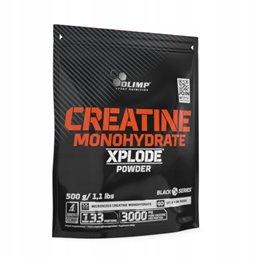 Monohydrat Kreatyny Olimp Creatine Monohydrate Xplode 500g Bag