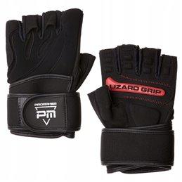 Rękawiczki Promaker LizardGrip z usztywniaczami na nadgarstek PM-04-1047