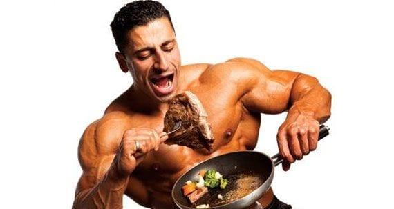 dieta na mase