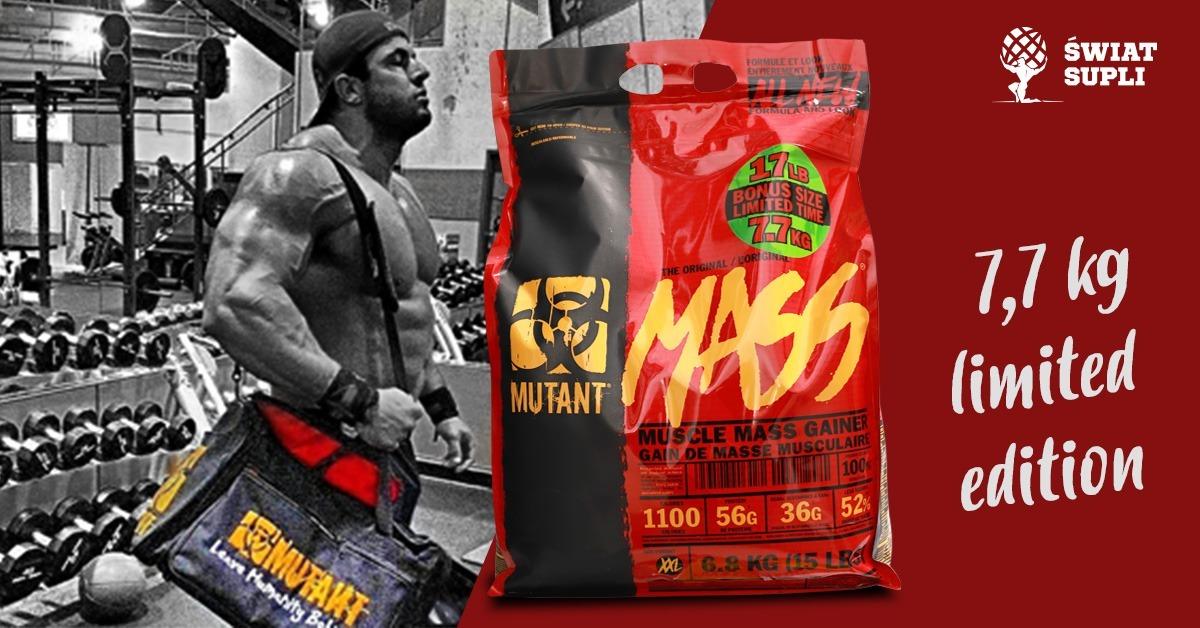 Mutant Mass Limited Edition