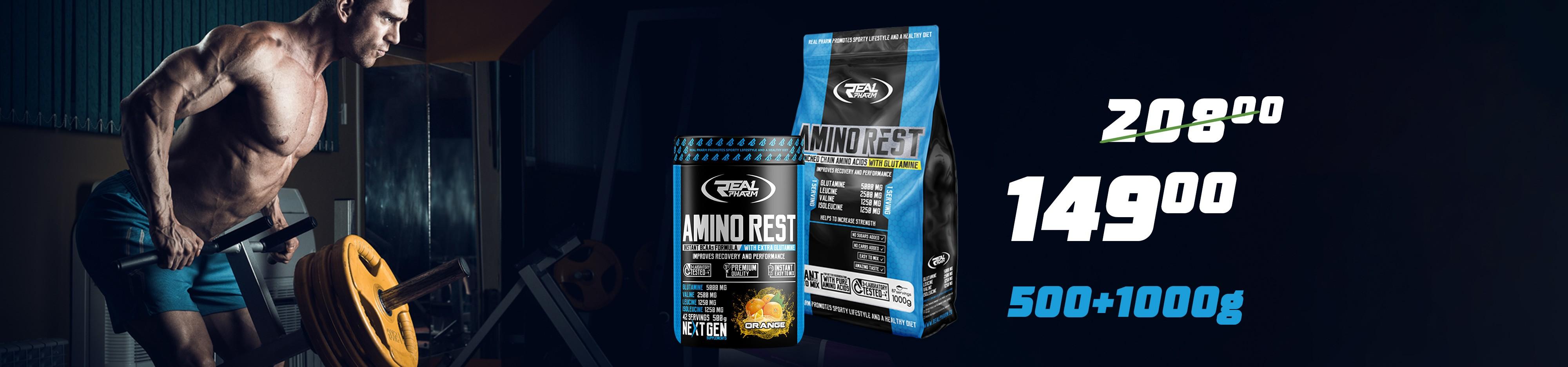 Aminorest 1000g + 500 g